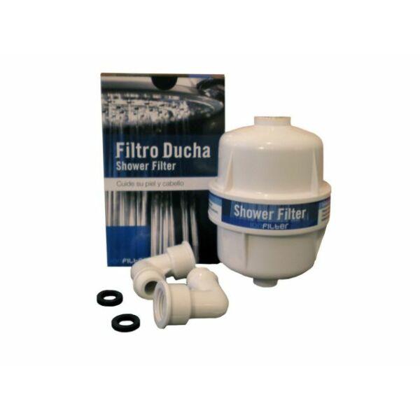Klórmentesítő KDF zuhanyszűrő - Puricom