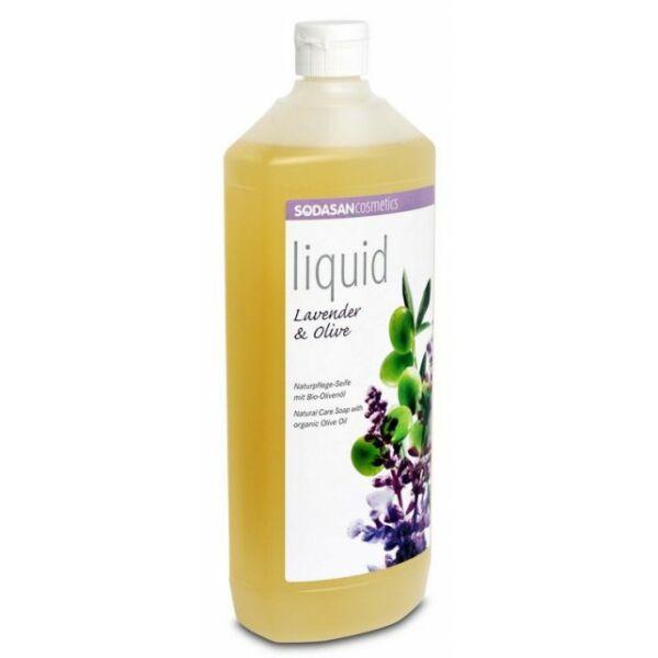 SODASAN BIO folyékony szappan levendula-oliva 1000 ml