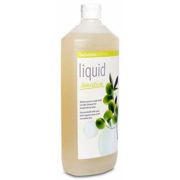 SODASAN BIO folyékony szappan sensitive 1000 ml