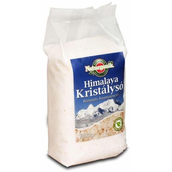 Himalája só, finom rózsaszín 1 kg - Naturganik