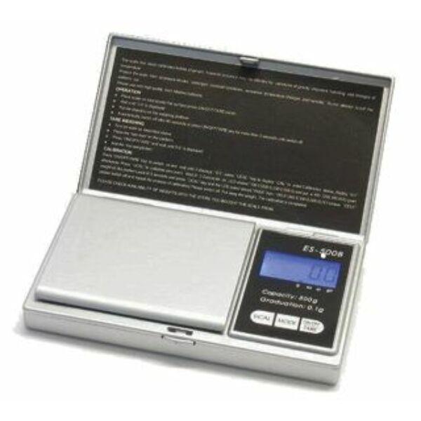 Digitális precíziós zsebmérleg ES-1000B (1000g/0,1g)