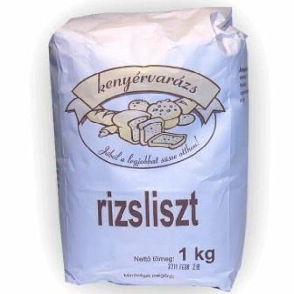 Rizsliszt 1000 g - Kenyérvarázs
