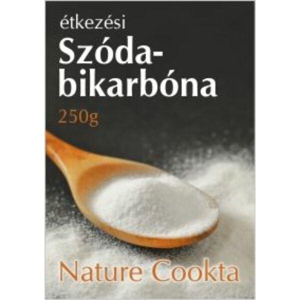 Szódabikarbóna, étkezési 250 g - Nature Cookta