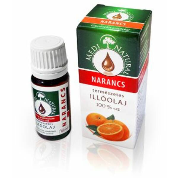 Narancs illóolaj 10 ml - Medinatural