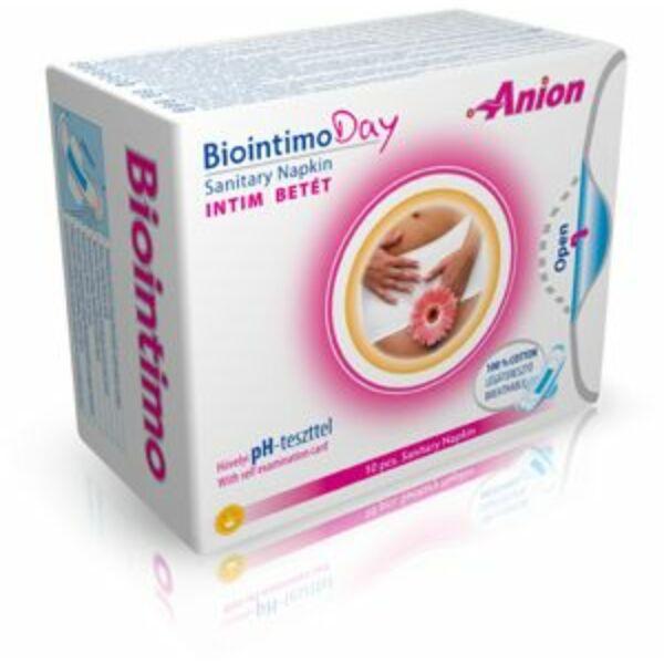 Intim betét day 10 db - Biointimo