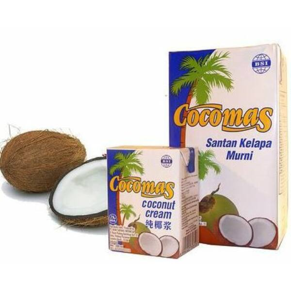 Kókuszkrém 200 ml - Cocomas