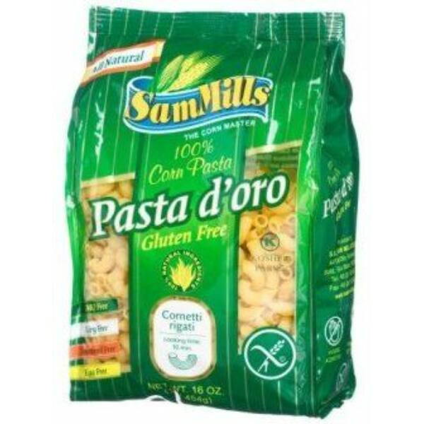 Szarvacska tészta 500 g - Pasta doro