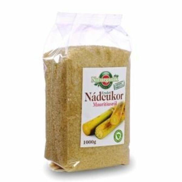 Nádcukor mauritiusi 1000 g - Naturganik