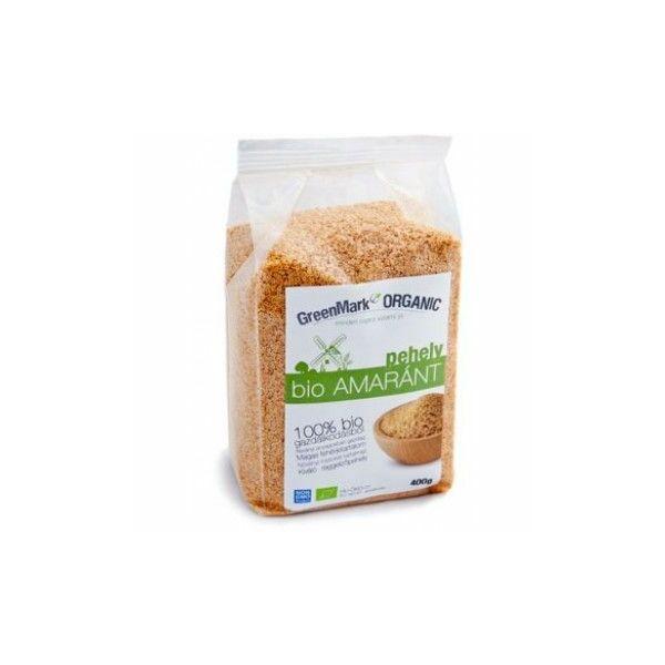 Amaránt pehely bio 400g - GreenMark