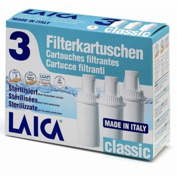 Laica Classic vízszűrőbetét 3 db