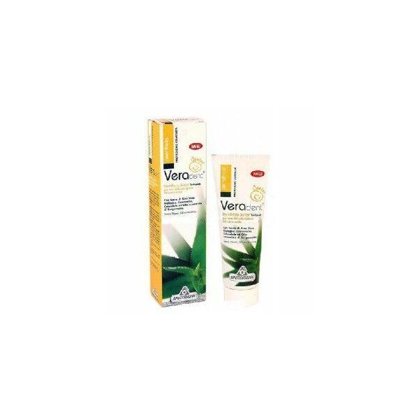 Fluor, SLS és szacharin mentes fogkrém gyermekeknek 75 ml - Veradent (Specchiasol)
