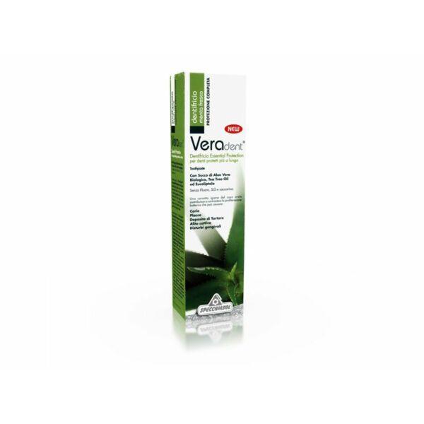 Fluor, SLS és szacharin mentes fogkrém felnőtteknek 100 ml - Veradent (Specchiasol)