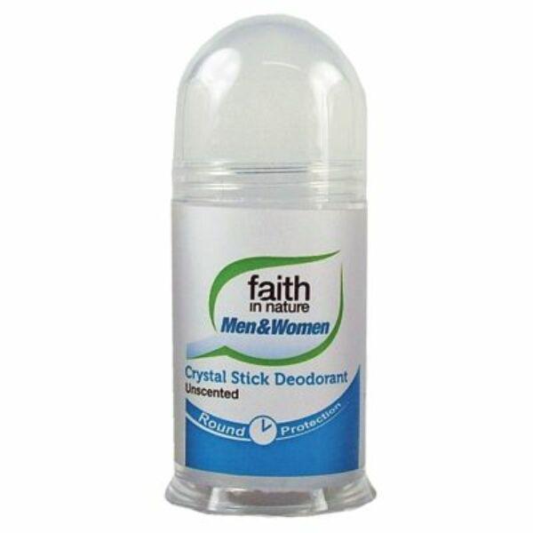 Faith In Nature sókristály dezodor 100 g
