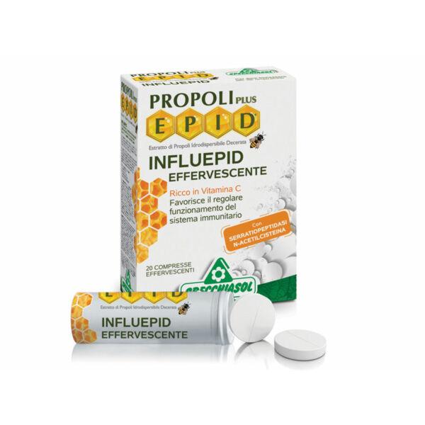 Immunerősítő Influepid Propolisz pezsgőtabletta 20 db - Specchiasol