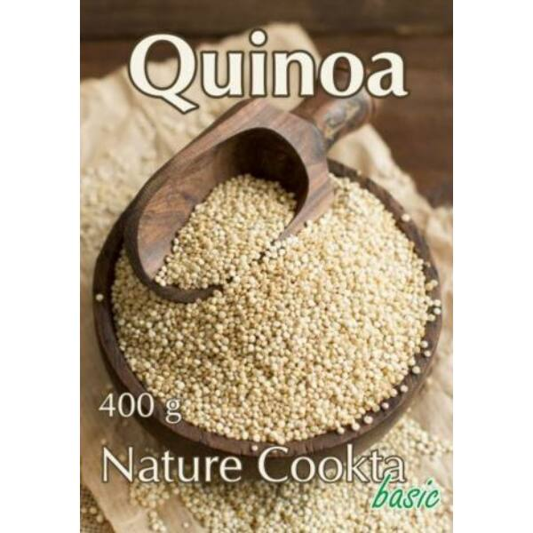 Quinoa 400 g - Nature Cookta