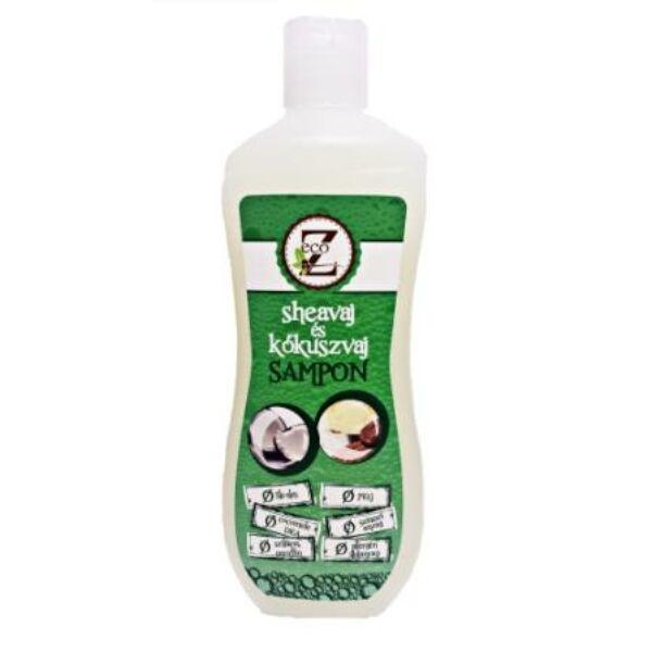 Sheavaj-kókuszvaj sampon 350 ml - Eco-Z