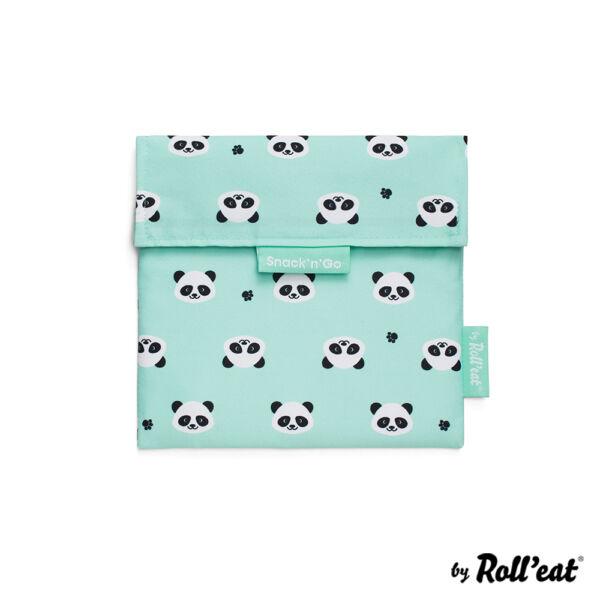 Snack`n`Go Állatok Panda ételtároló