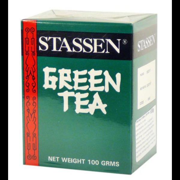 Zöld tea szálas 100 g - Stassen