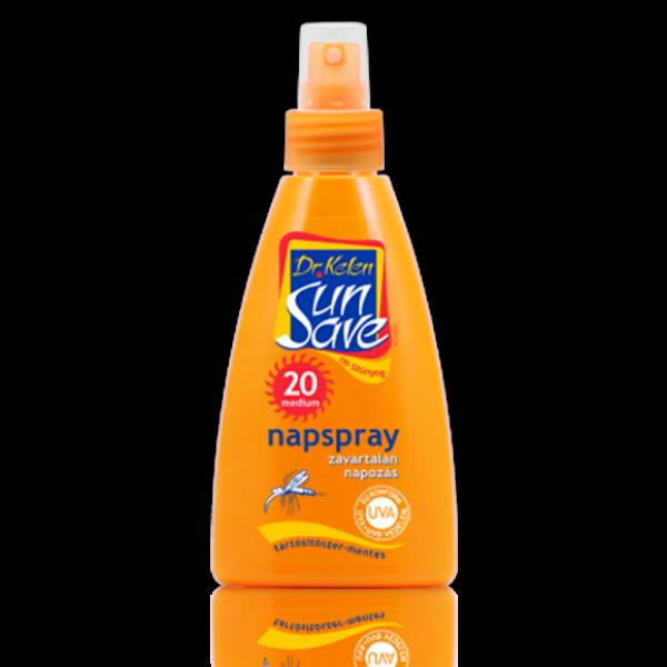 Napspray szúnyogriasztós F20 - dr. Kelen