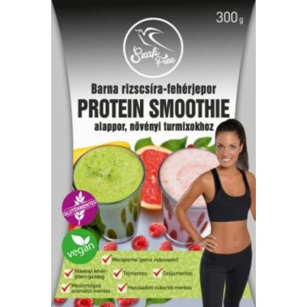 Barna rizscsíra fehérje por Protein Smoothie 300 g - Szafi Free