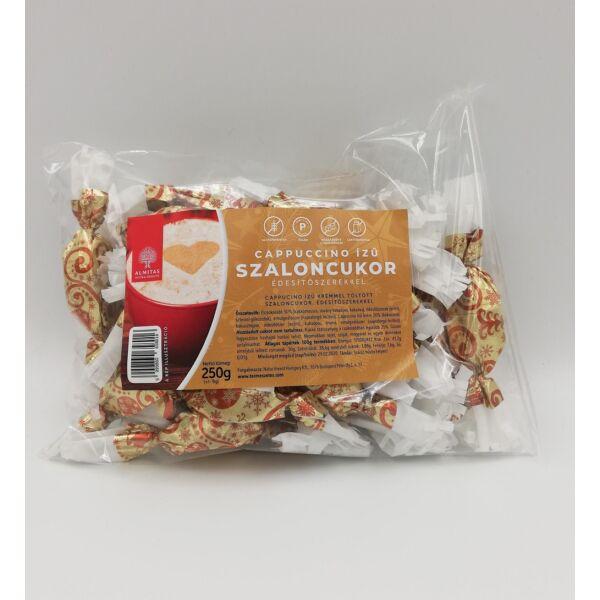 Szaloncukor paleo Cappuccino ízű krémmel töltött 250 g
