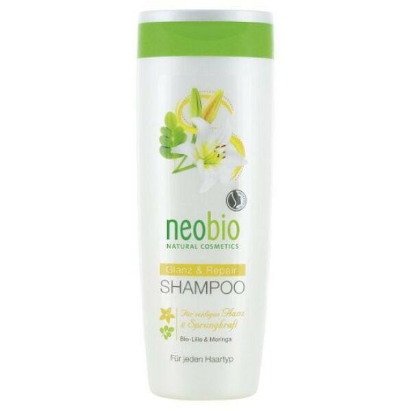 Sampon fénytelen hajra 250 ml - NeoBio