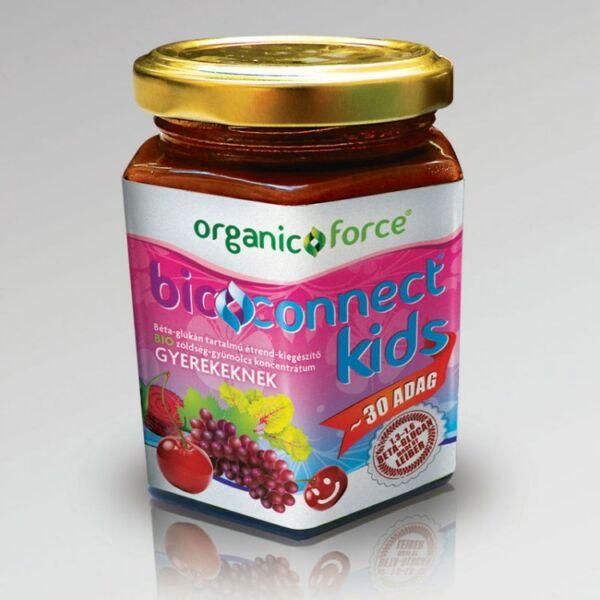 BioConnect Kids szuperlekvár gyerekeknek 210g