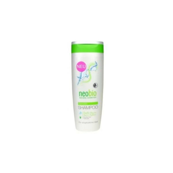 Sampon érzékeny fejbőrre (illatmentes) 250 ml - NeoBio