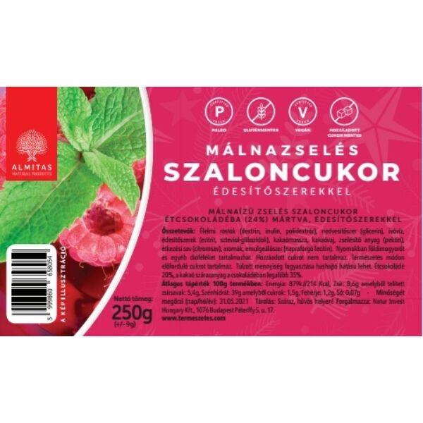 Szaloncukor Zselés, édesítőszerekkel 250 g