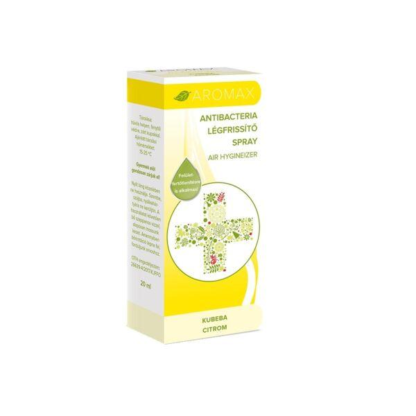 Antibacteria Kubeba-Citrom légfrissítő - Aromax