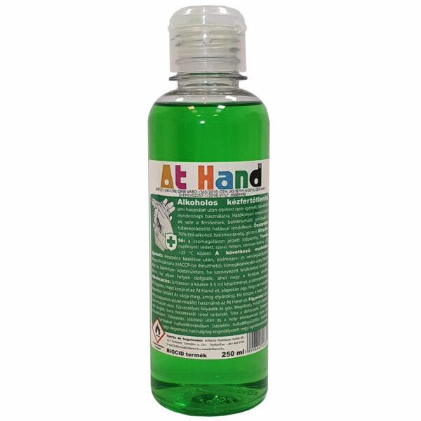 At Hand kézfertőtlenítő borsmenta illattal (250ml)