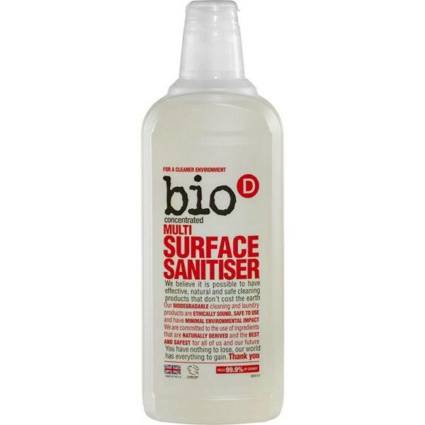 Narancsolajos felület-fertőtlenítő 750 ml - Bio-D