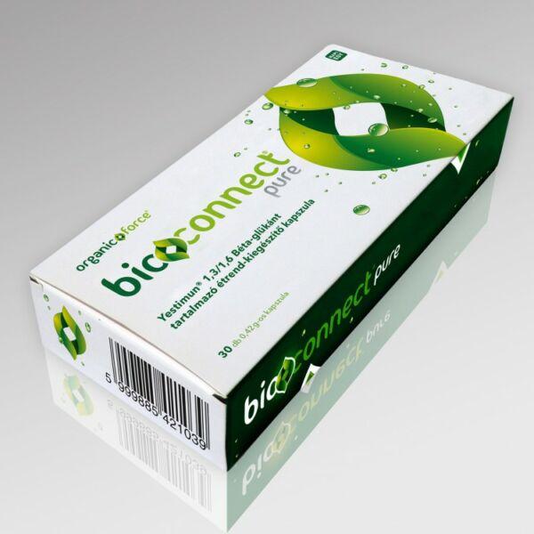 BioConnect Pure Yestimun béta-glükán tartalmú étrend-kiegészítő kapszula 30 db