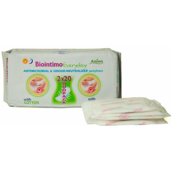 Tisztasági betét duopack 2*20 db - Biointimo