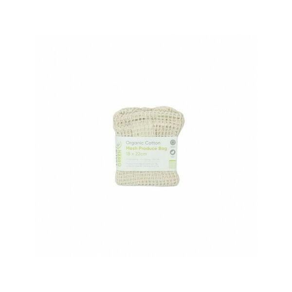 Biopamut hálós tároló zsák S méret (18x22 cm)