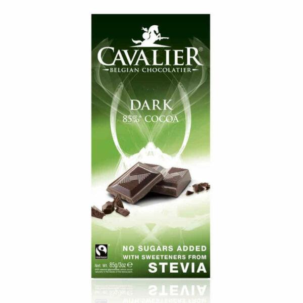 Étcsokoládé 85 g - Cavalier