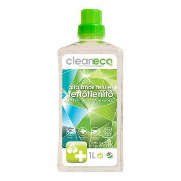 Általános felületfertőtlenítő utántöltő 1 l - Cleaneco