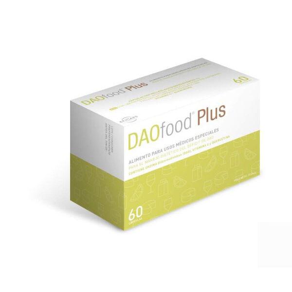 DAOfood Plus® kapszula hisztamin intolerancia esetére 60 db
