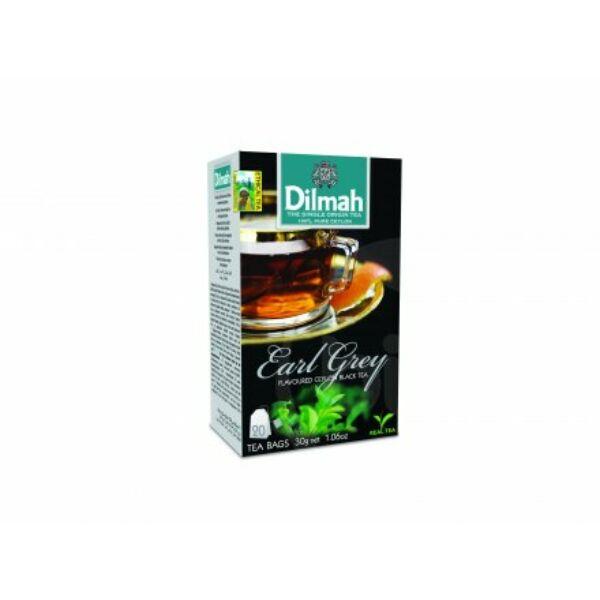 Earl grey fekete tea bergamott 30 g - Dilmah
