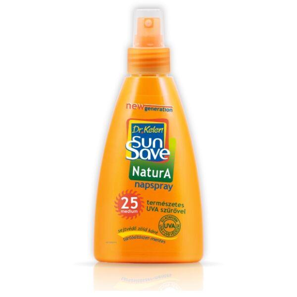 Sunsave natura napspray F25 150 ml - Dr. Kelen