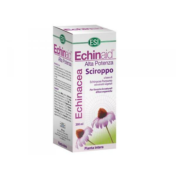 Immunerősítő echinacea szirup 200 ml - ESI