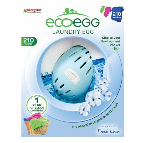 Ecoegg mosótojás 210 mosásra friss pamut