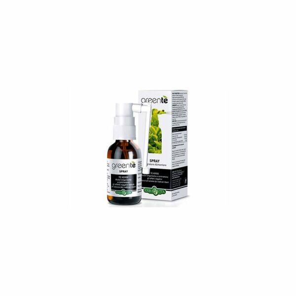 Greente spray 30 ml - zsírégető és étvágycsökkentő antioxidáns koncentrátum