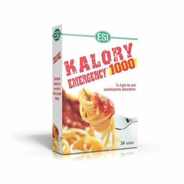 Kalory Emergency tabletta 24 db - ESI
