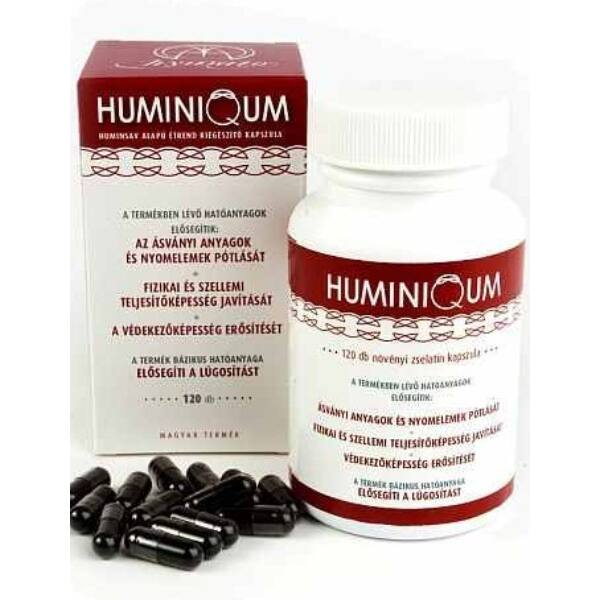 Huminiqum kapszula 120 db