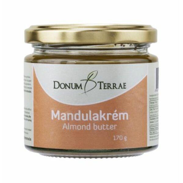 Mandulakrém 170 g - Donum Terrae