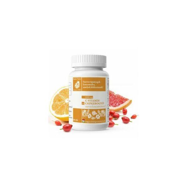 Szerves C-1000 vitamin kapszula 60 db - Natúr Tanya