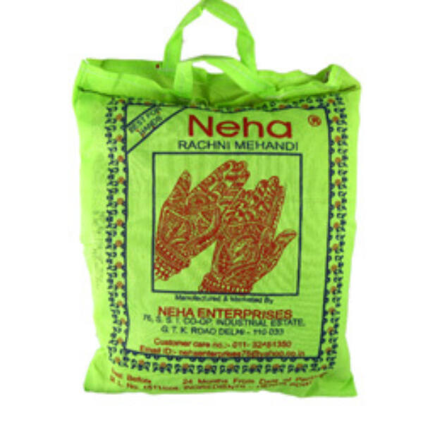 Henna por 500 g Neha