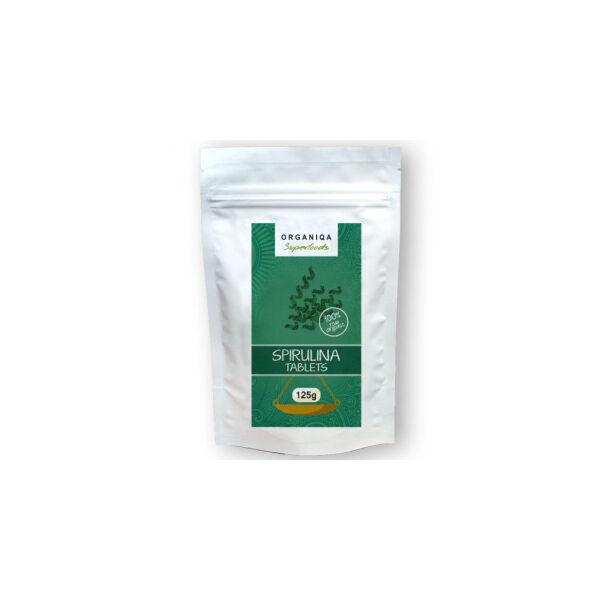 Spirulina tabletta bio 250 db - Organiqa