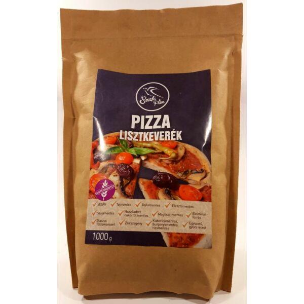 Pizza lisztkeverék 1000 g - Szafi Free